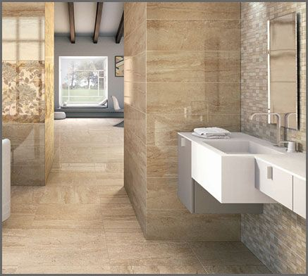 Marmol pisos pinterest piso de m rmol ba o moderno for Azulejos de marmol