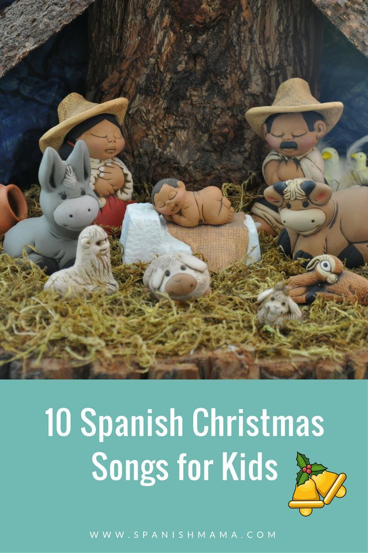 Spanish christmas songs for kids the best of youtube preschool 10 spanish christmas songs your kids will love m4hsunfo
