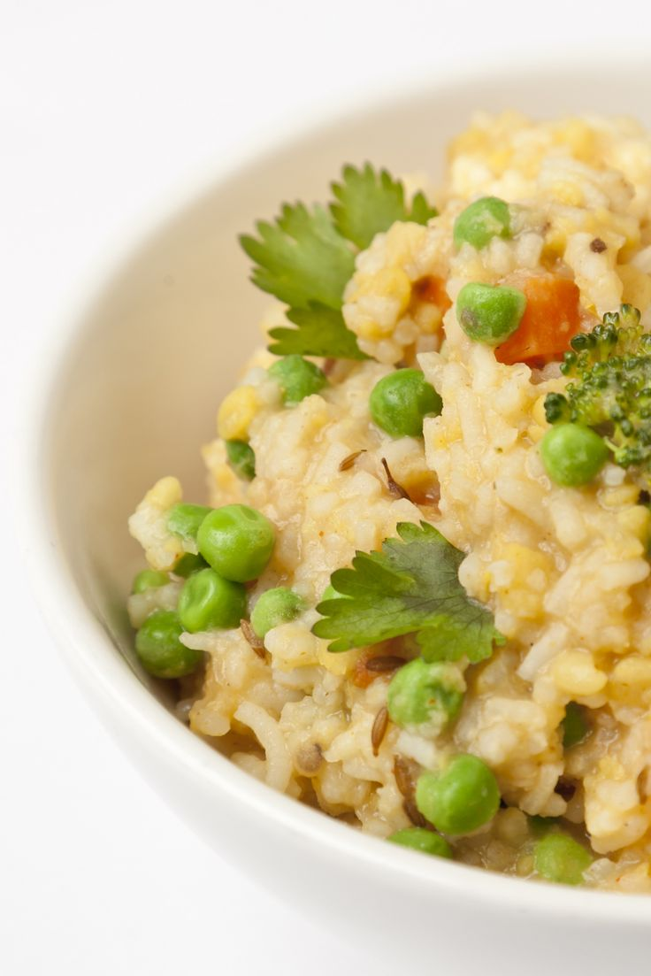 Alfred Prasad's vegetarian kedgeree recipe is both delicious and easy to prepare. This dish uses a number of vegetables including broccoli, carrots and potatoes. Although originally a breakfast dish hailing from colonial India, this vegetarian recipe makes a fantastic dish at any time of the day.
