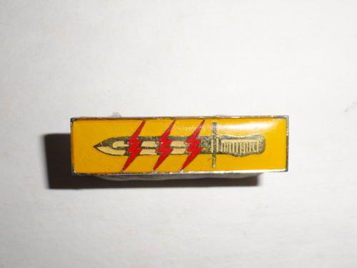 War proficiency badge with 61 Mech