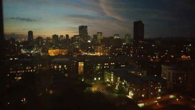 Pretoria nights