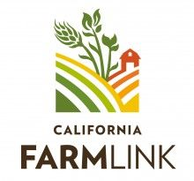 As part of a complete design makeover, we modernized California Farmlinks logo in collaboration with local illustrator Tim Simons.