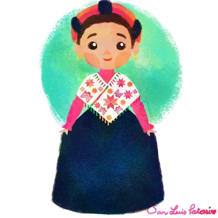 Folklor Mexicano - San Luis Potosi