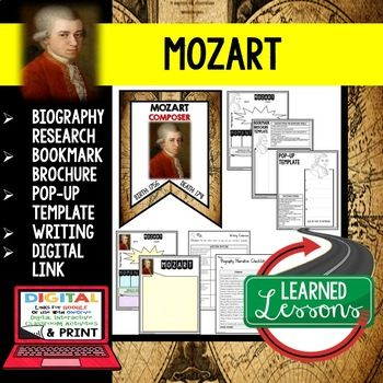 mozart biography essay Wolfgang amadeus mozart grew up in salzburg under the regulation of his strict   he devotes an entire essay in his book either/or to defending this claim.