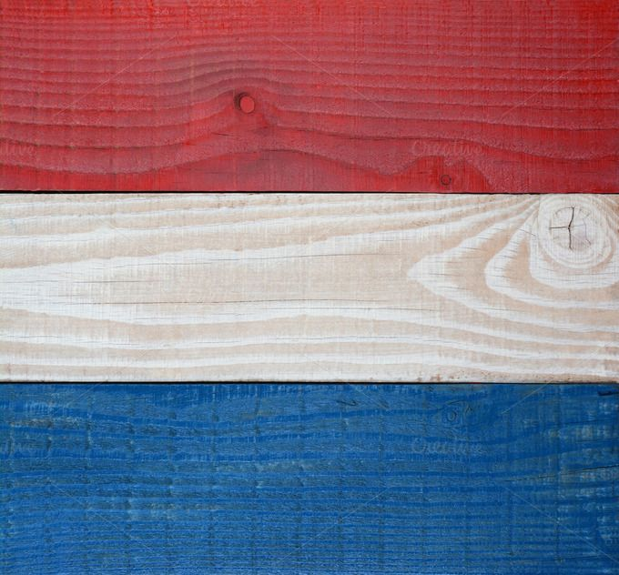 Red White Blue Patriotic Background by Steve Cukrov Photography on @creativemarket