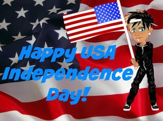 Jim Mess MSP Blog: The 4th of July~ Happy Independence Day USA•