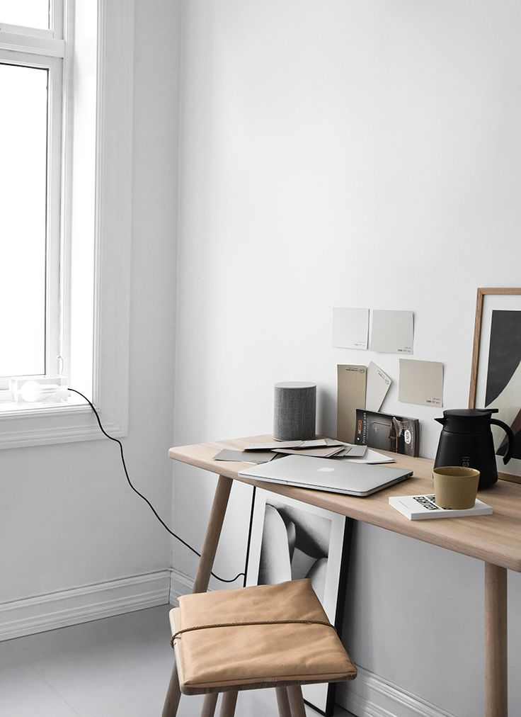 Only Deco Love: Todays office and painting plans