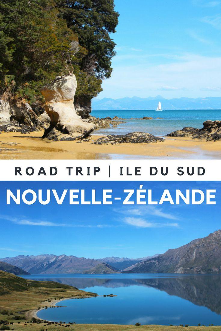 Road trip en Nouvelle-Zélande, l'ile du sud