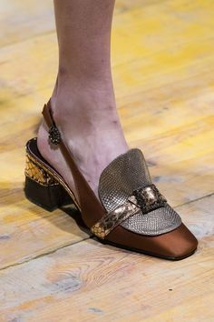 Antonio Marras at Milan Fashion Week Spring 2018