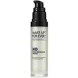 MAKE UP FOR EVER HD Microperfecting Primer in 0 Neutral - adds natural luminosity to the complexion #sephora
