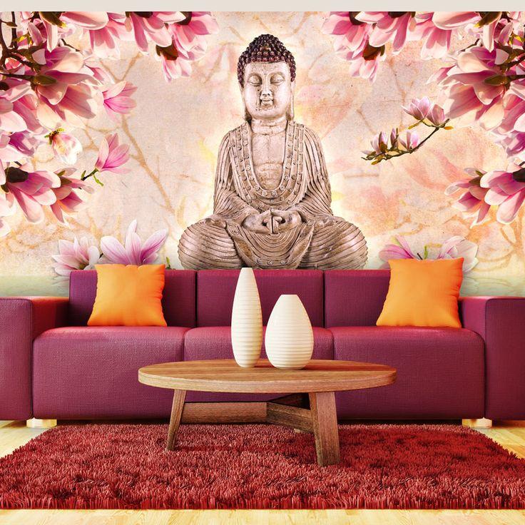 Votre intérieur est à 2 doigts de vous remercier  ---------------------------------------------------------------------  Papier Peint Bouddha Et Magnolia  à 122,98€  sur https://www.recollection.fr/papiers-peints-xxl-orient/8883-papier-peint-bouddha-et-magnolia.html  #Orient #mobilier #deco #Artgeist #recollection #decointerior #interiordesign #design #home  ---------------------------------------------------------------------  Mobilier design et décoration intérieure  www.recollection.fr