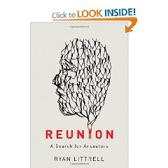 "I wanna read this book!       ""A real-life account, Reunion shows how our ancestors are still a part of us, and how our story began long before we were even born."""