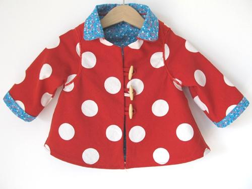 Baby Spring Coat