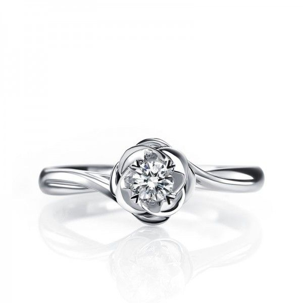 solitaire ring designs - Google Search