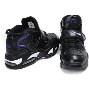 www.asneakers4u.com Charles Barkley Shoes Nike Air CB 34 Black/Purple