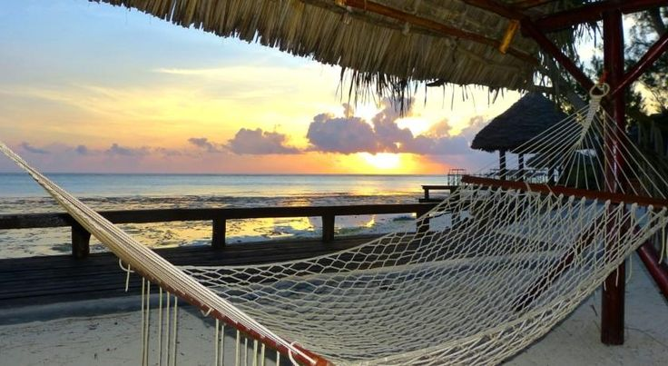 #Hammock outside the sea view cottages. #IndianOcean #SeaView #Hideaway #Romantic #Honeymoon