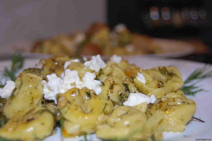 Соус к тортеллини с сыром
