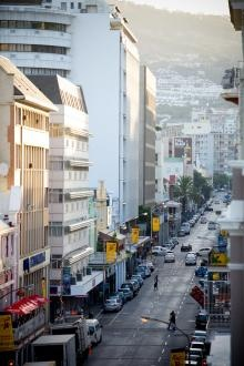 About The Grand Daddy | Best Hotel in Long Street Cape Town