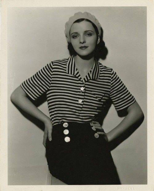 sophisticated Mona Maris circa 1932