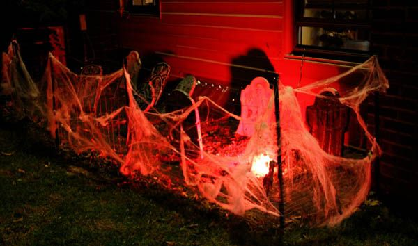halloween haunted house decorations pictures photography | Haunted House Ideas | outdoortheme.com