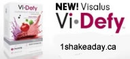 Vi-Defy Antioxidant Drink Mix  Work hard. Live hard. Play hard.    · Fights ALL 5 types of free radicals  · Highest total ORAC value  · Weight management, heart, brain, & skin health!  · No caffeine & Tastes amazing in water, or a Vi-Shake!    http://eyekandee.bodybyvi.com