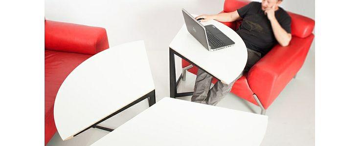 Projektant: Karol Starczewski, stół MOON, do kupienia na www.nowymodel.org