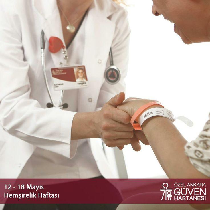 12 - 18 Mayıs Hemşirelik Haftası