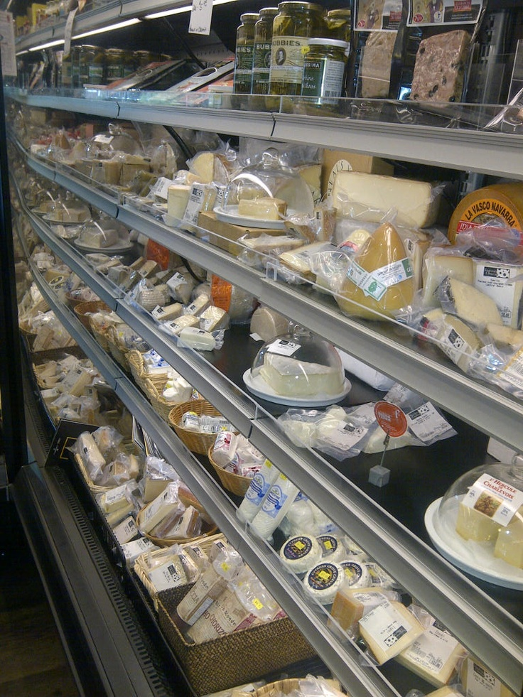 We are sure you will find our cheese selection to your liking...