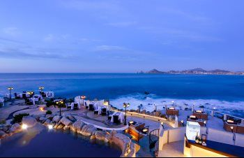 Sunset Da Mona Lisa (rehearsal/welcome?) - Spectacular Italian and seafood restaurant in Cabo
