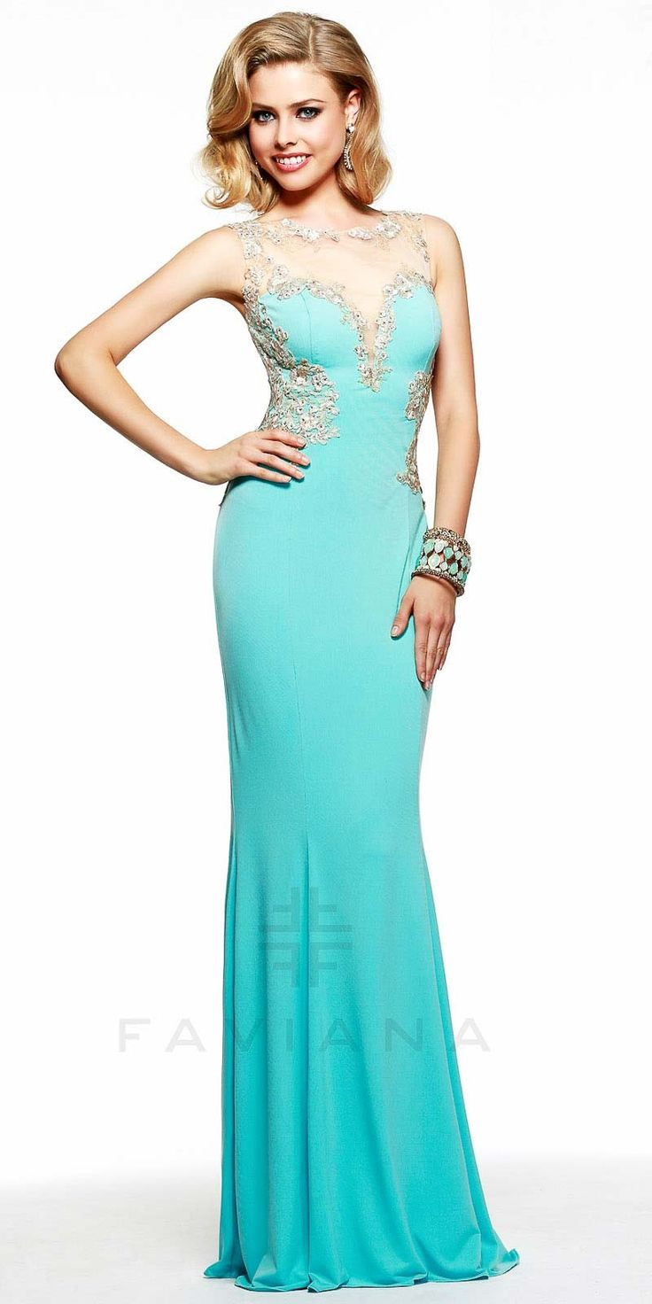 20 best prom images on Pinterest   Party wear dresses, Formal ...
