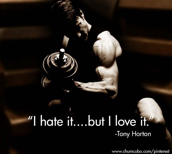 The only way to describe it. P90X! The beginning of my transformation. With optimal health often comes clarity of thought. Click now to visit my blog for your free fitness solutions!