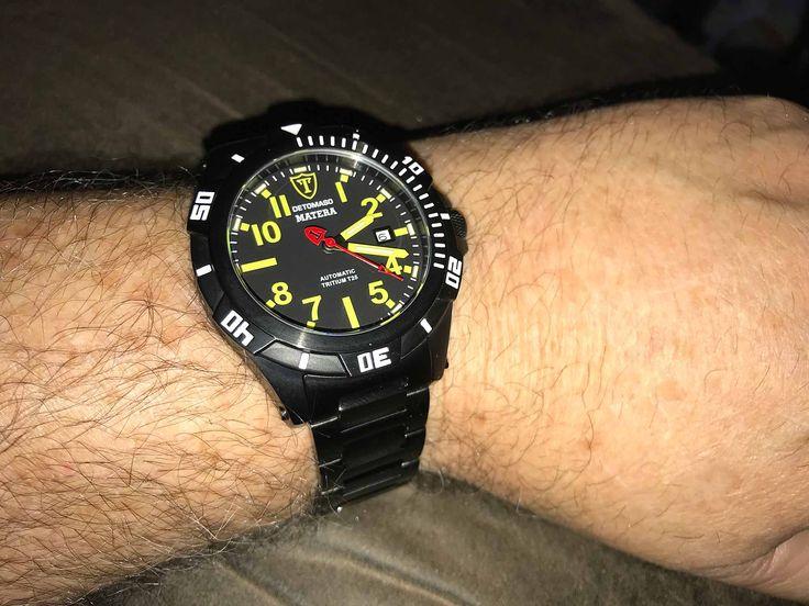 Customer Review: Detomaso Matera Wristshot from KeepTheTime.com