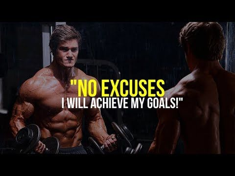 NO EXCUSES – Motivational Video for Workout