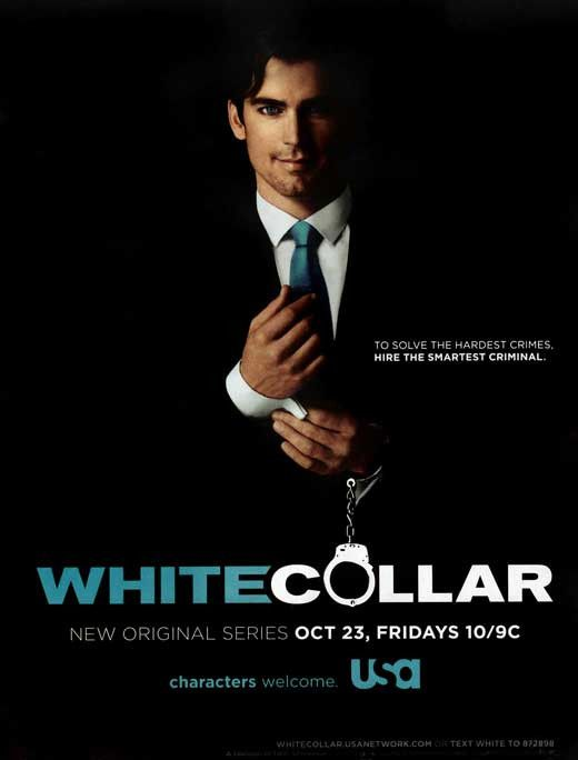 White Collar 11x17 TV Poster (2009)