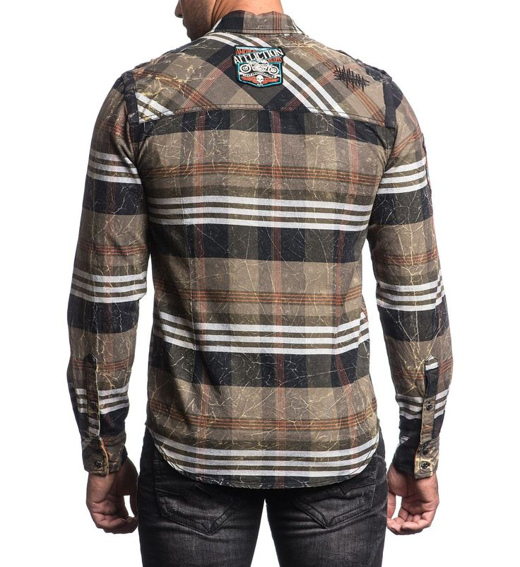 Affliction Clothing | Air Defense