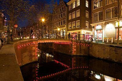 Amsterdam: Explore De Wallen and the Red Light district