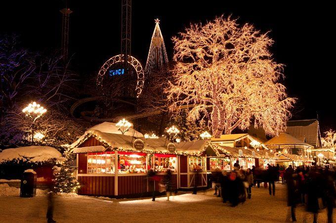 Die Schönsten Weihnachtsmärkte Europas