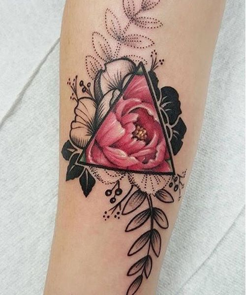So Elegant Forearm Tattoo Ideas for Girls