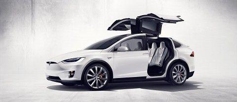 Elektro-SUV: Tesla nimmt günstigeres Model X aus dem Handel - Golem.de