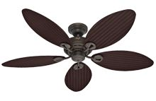 hunter 54098 bayview ceiling fan Delmar fans Daytona beach every star and tropical style $169 I think
