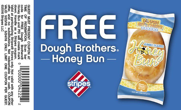FREE Honey Bun at Stripes Convenience Stores