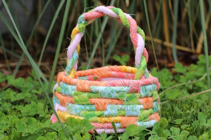 One nap easter basket with tutorial spring has sprung pinterest