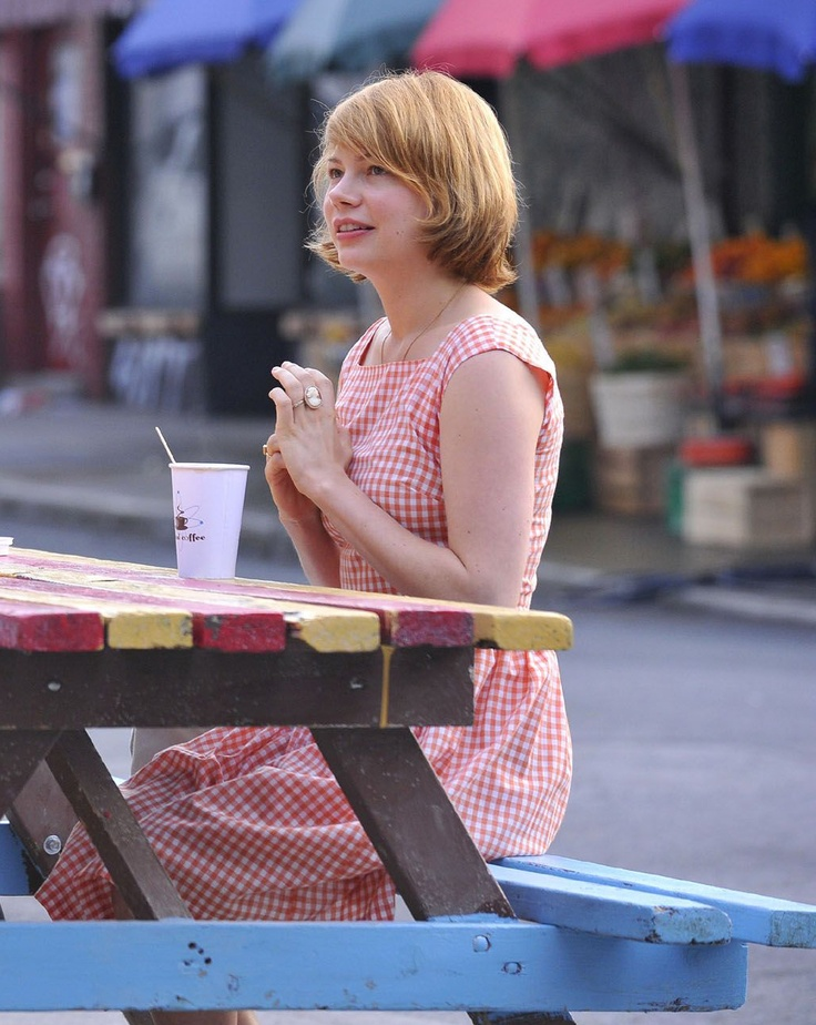 """Take This Waltz"" Michelle Williams"