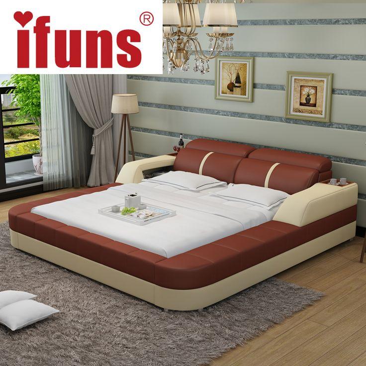 Name Ifuns Luxury Bedroom Furniture Modern Design