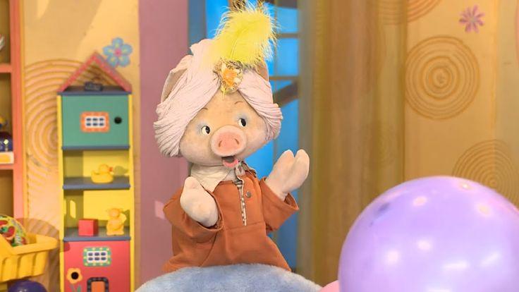 СПОКОЙНОЙ НОЧИ, МАЛЫШИ! - Фокус с цветом - Веселые мультфильмы для детей...