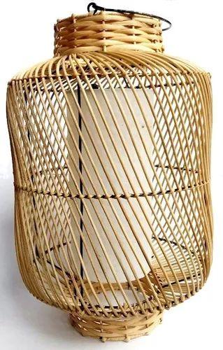 lampara ratan china 60x40cm 151.015303c - live thai