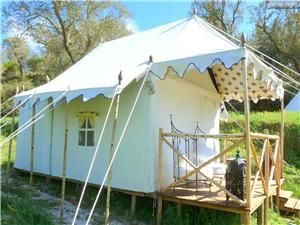Luxury Tents in Sao Teotonio