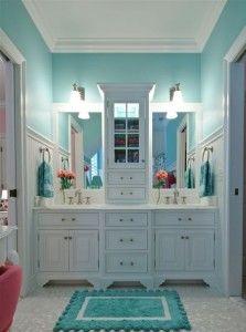 Dekorasi Interior Rumah Minimalis Dengan Warna Biru | Rumalis | Desain Rumah Minimalis