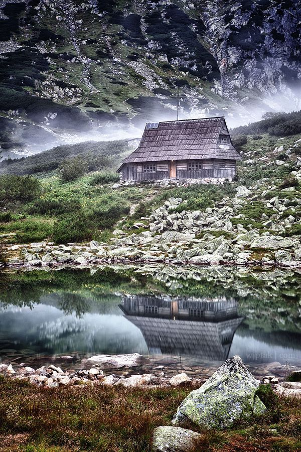 Dolina Pięciu Stawów - Valley of Five Lakes, Tatra Mountains, Poland