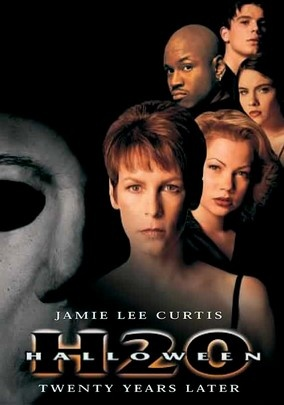 Halloween H20: Not my favorite one.Michael Meyers, Fav Movies 3, Michael Myers, Laurie Strode, Curtis Rejoin, Halloween H20, Jamie Lee, Fear Factories, Lee Curtis